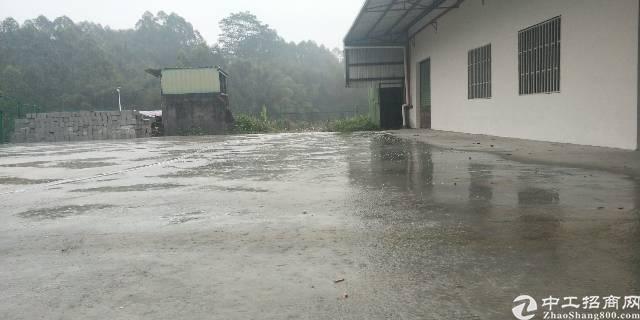 惠州湖镇独院厂房2000平证件齐全带消防
