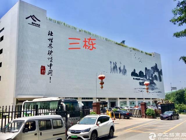 西丽留仙洞地铁口4800平米写字楼招租定制装修