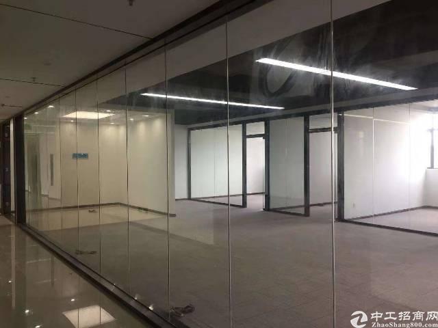 公明全新带装修写字楼50-1000平方招租