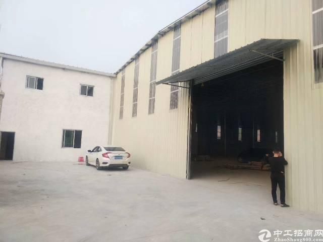 广州白云区江高小塘钢结构仓库厂房招租