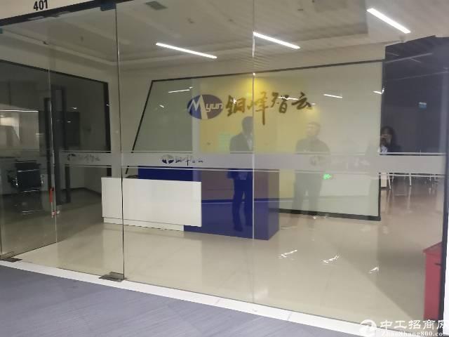 精装修写字楼办公室600平方带办公家具出租