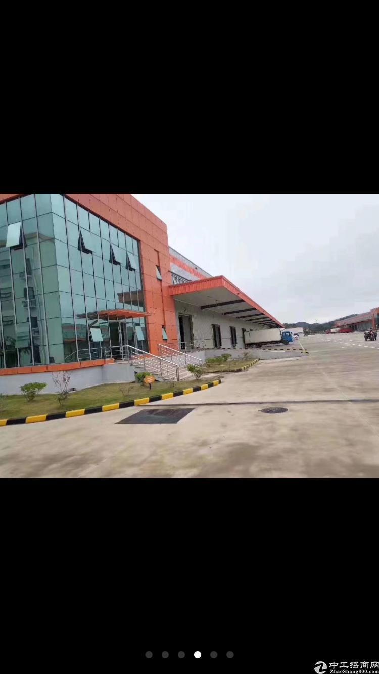 惠州博罗新出大型物流基地20000平标准物流仓库出租