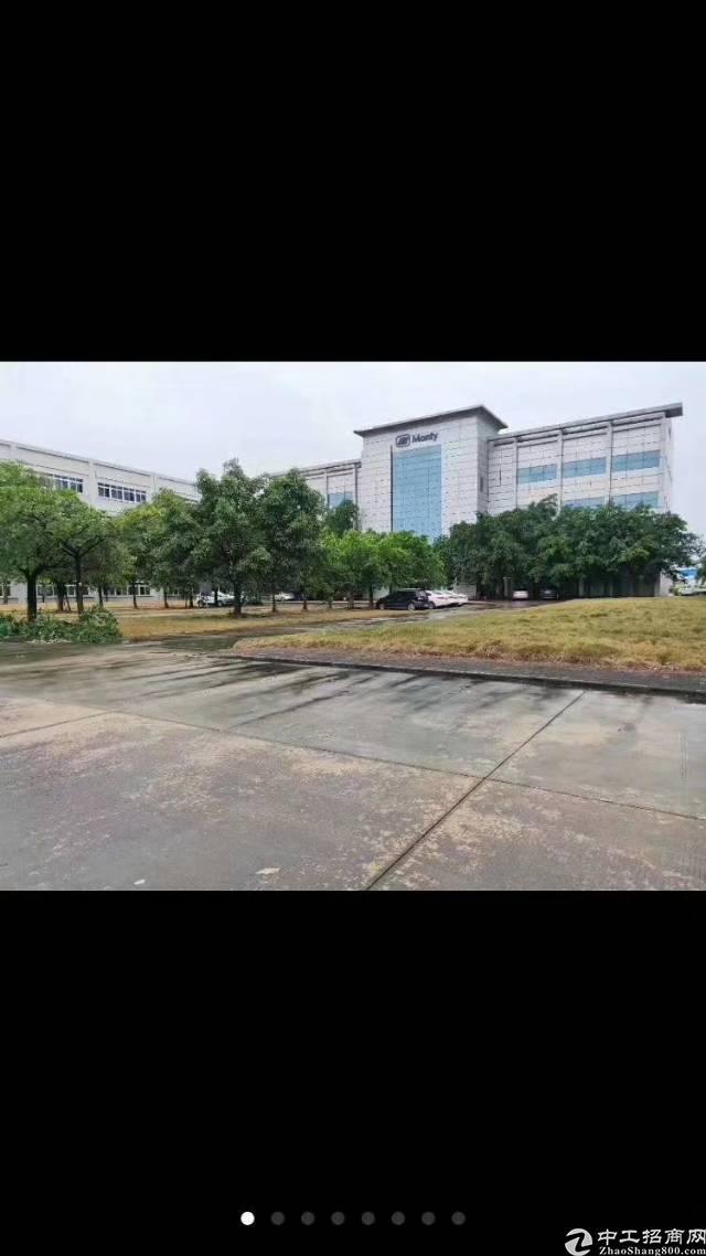 公明镇新出3楼3065平方厂房带精装修招租