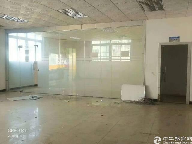 长安镇新出滴水8米高钢构4000平方厂房出租