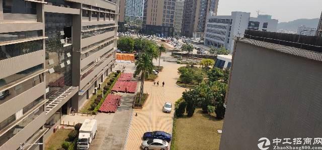 观澜高新区新出楼上整层4600平红本面积招租