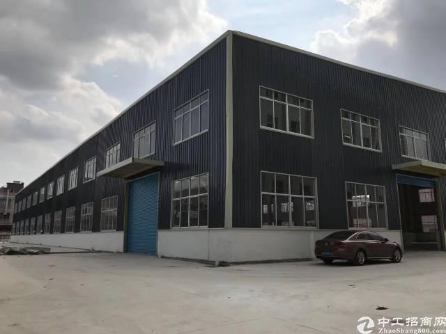 博罗13米高单一层厂房13元租