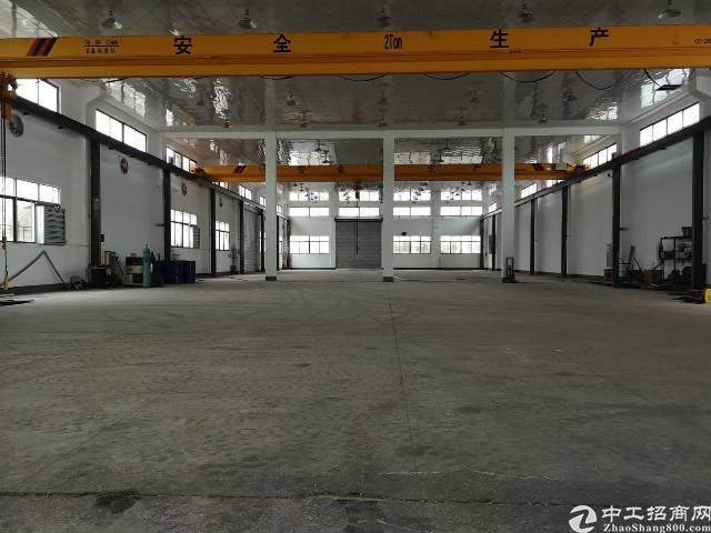 惠州湖镇钢构带行车厂房1500