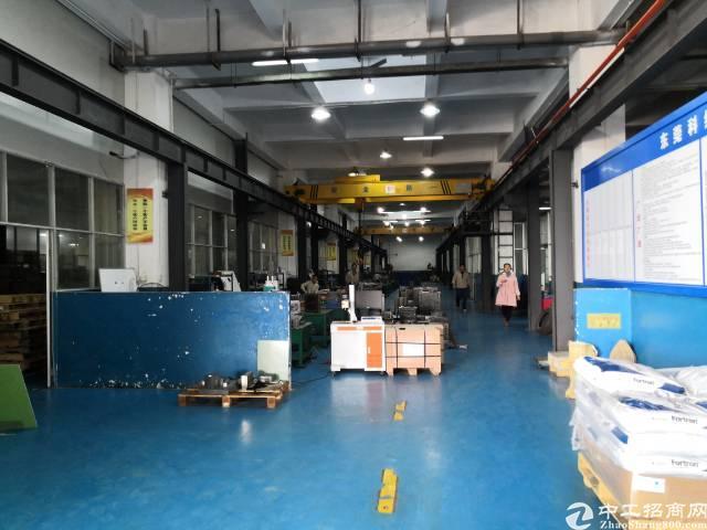 清溪原房东标准6米带行车厂房5800平出租