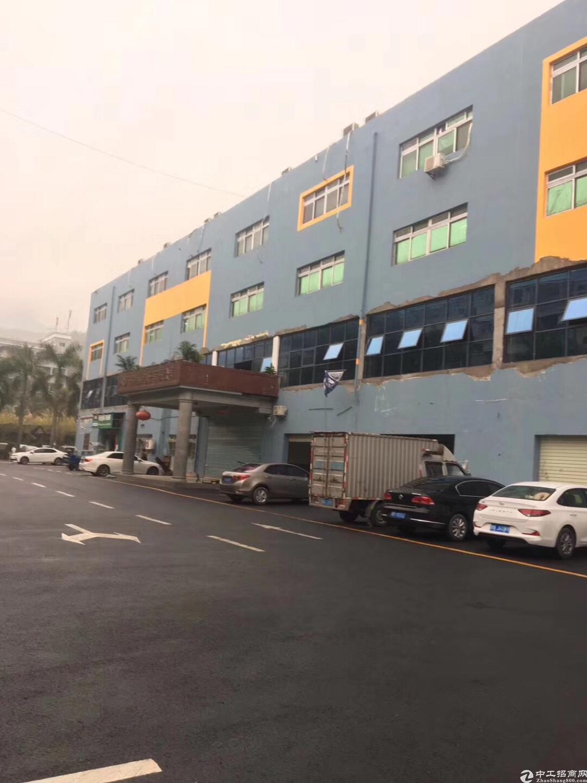 大浪布龙路附近新出楼上500平带装修厂房