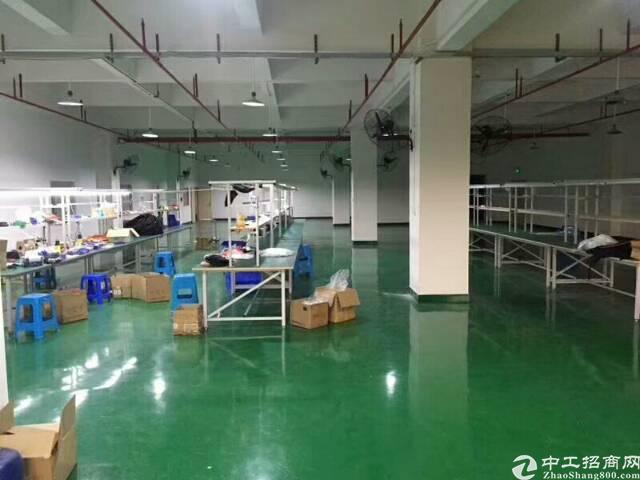 福永1600平方地铁口厂房带红本