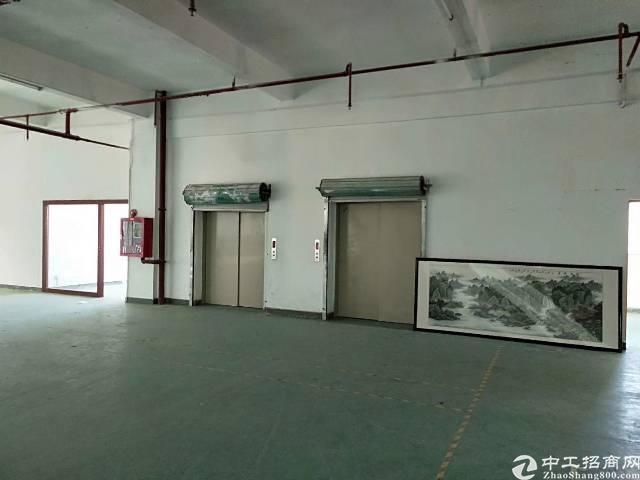 石岩水田第四工业区新出可以办环评的红本厂房