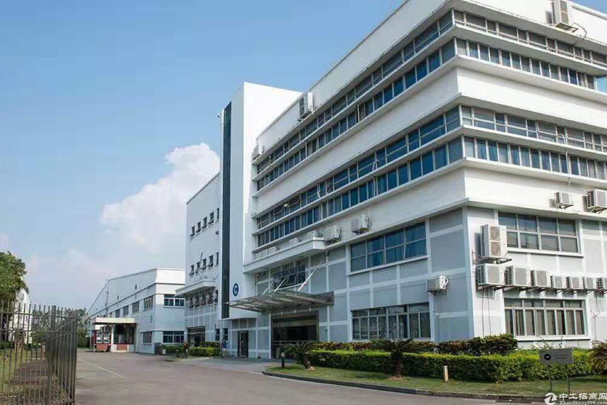 龙华新建厂房20000平出售