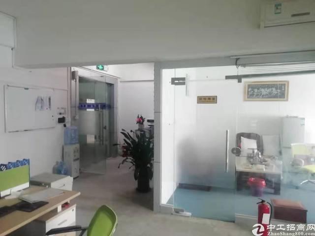 沙井新出楼上带装修小面积厂房