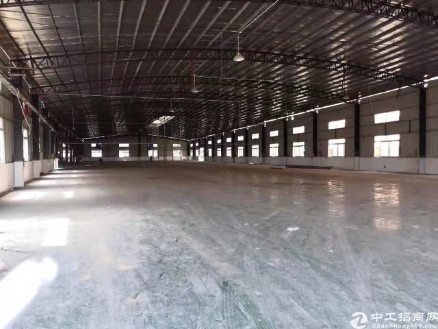 全新高大上钢结构厂房招租