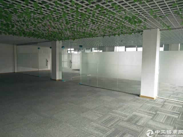 新华靠近北站精装写字楼出租,235平方,入住即可办公