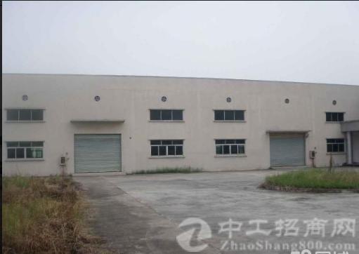 独院单一层带牛角厂房800平方,滴水8米,可办环评