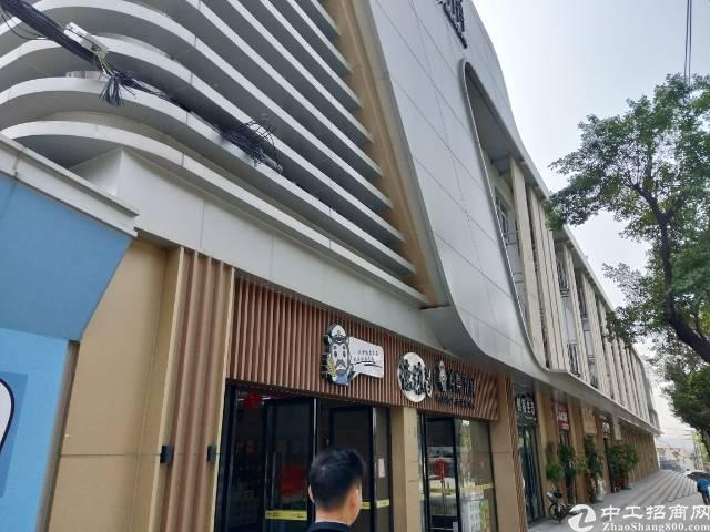 广州黄埔鱼珠地铁口茅岗路精装标准写字楼可分租