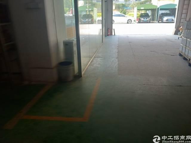 平湖鹅公岭东深公路新出一楼厂房出租