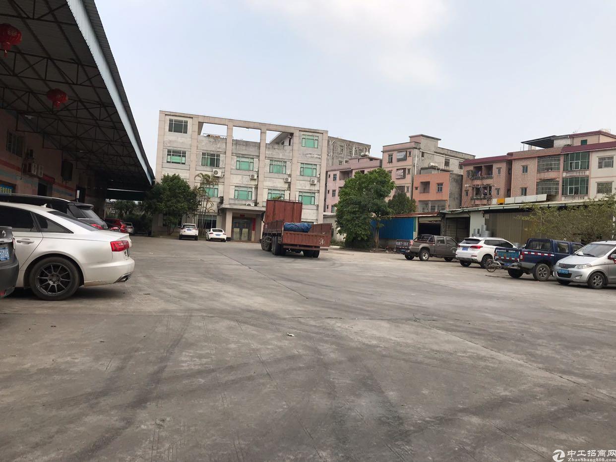 万江镇国有红本独院厂房6000平方米出售