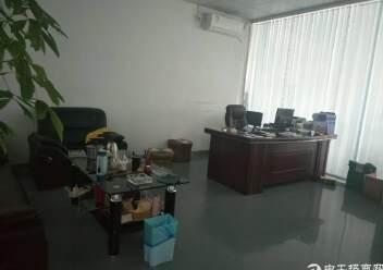 沙井镇共和二楼1200平方带装修厂房出租图片2