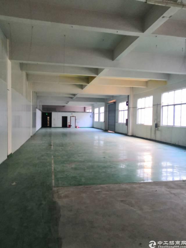 松岗江边新出独院红本厂房楼上800㎡带装修