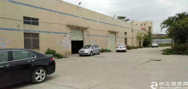 工业园区独栋钢构厂房2900平米出租