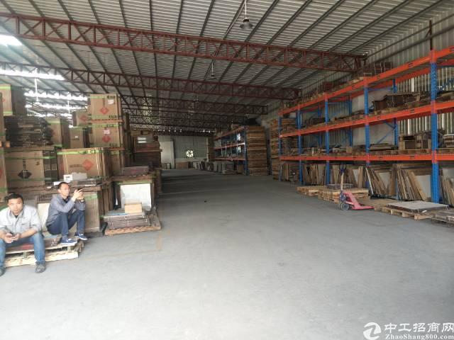 水口镇东江工业园区单一层厂房出租面积2400
