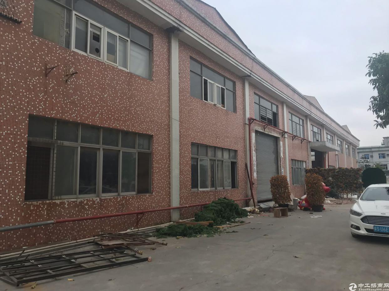 东莞桥头厂房单一层厂房出售