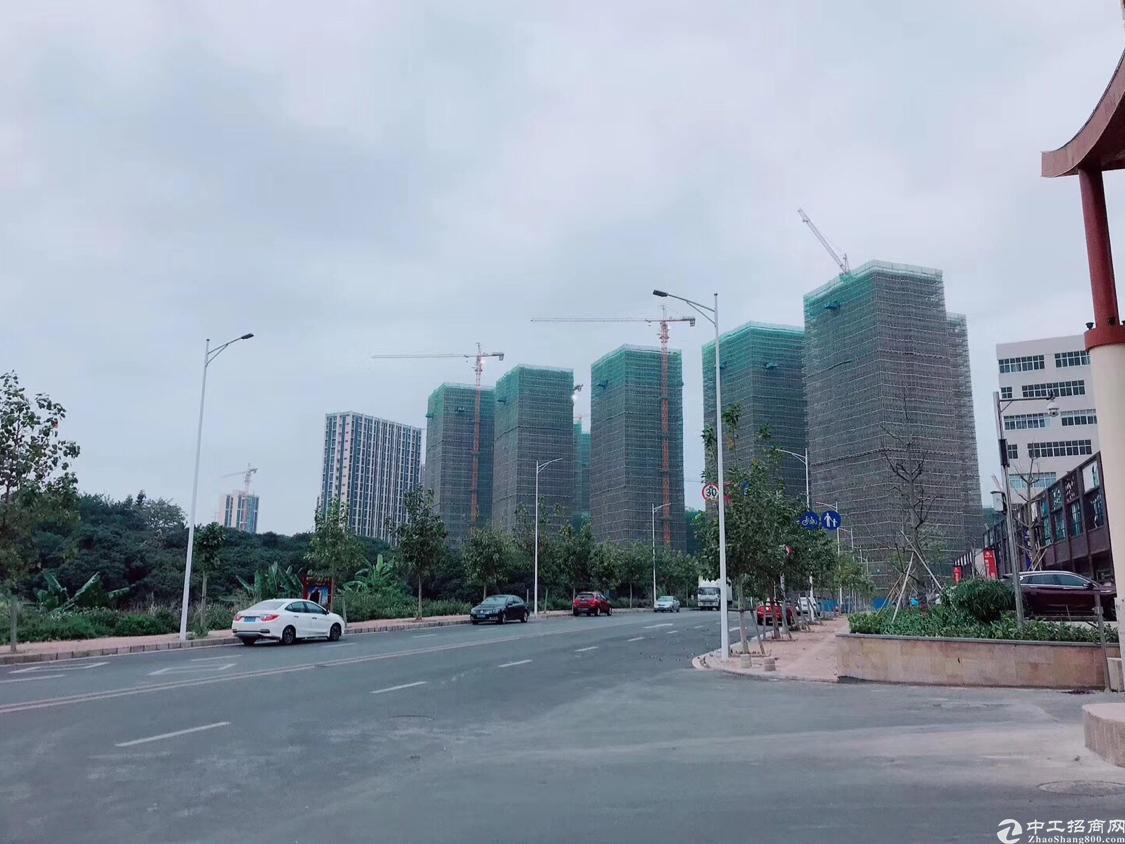 东莞松山湖周边买写字楼送公寓红本50年产权
