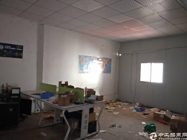 凤岗沙岭车站附近楼上现成办公室和水电