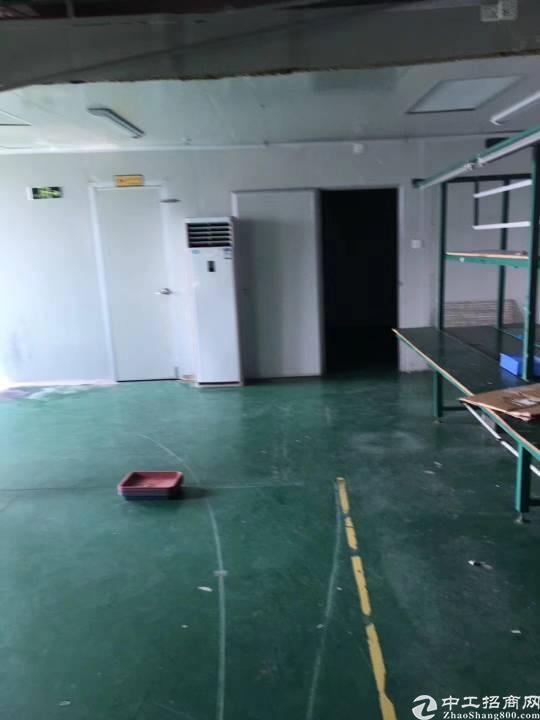 沙井镇共和二楼1200平方带装修厂房出租-图4
