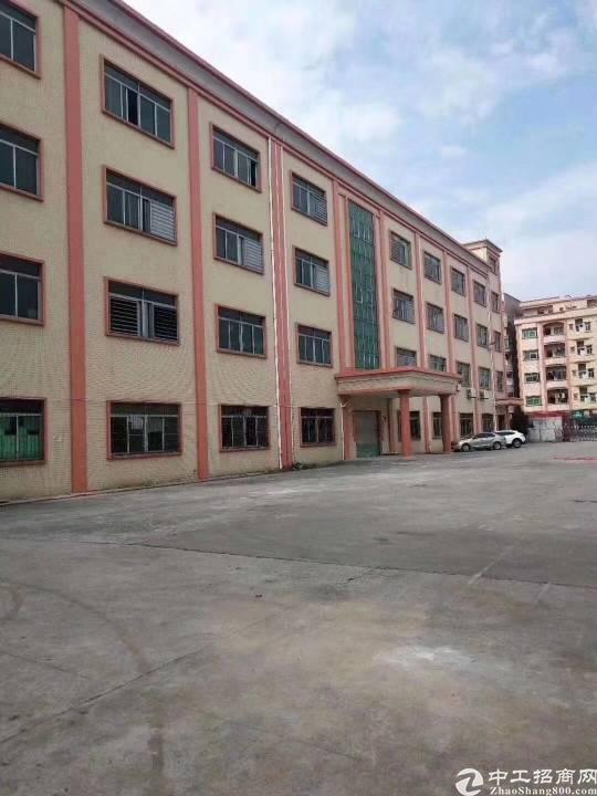 A+标准工业厂房独门独院