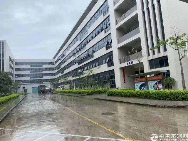福永国道边龙王庙工业区楼上整层3000平精装修