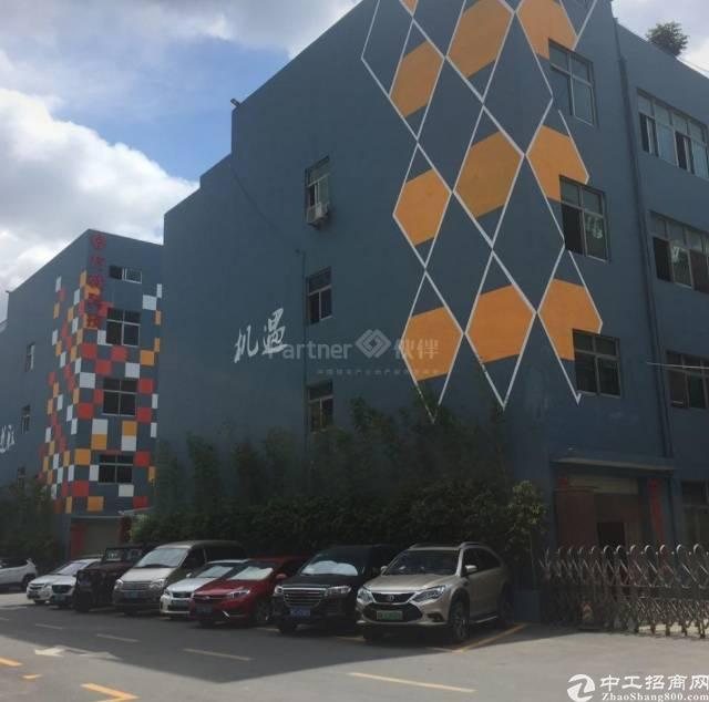 石岩新出商业中心区独栋厂房