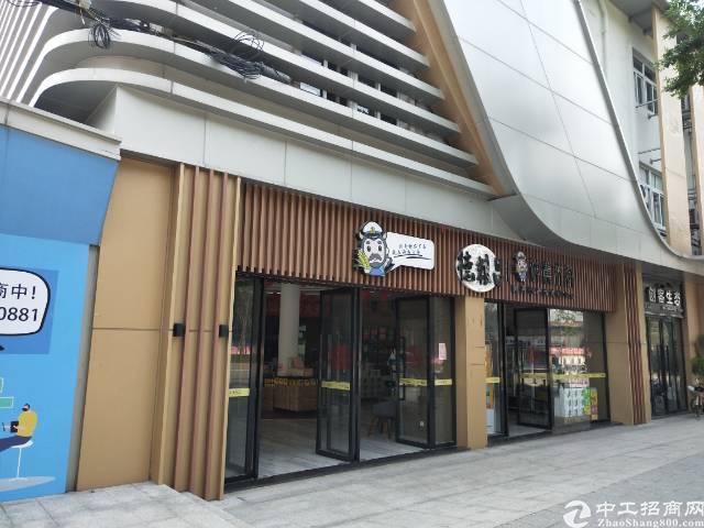 广州黄埔茅岗路独院独栋办公楼门面房可分租