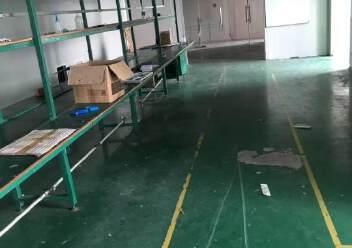 沙井镇共和二楼1200平方带装修厂房出租图片6