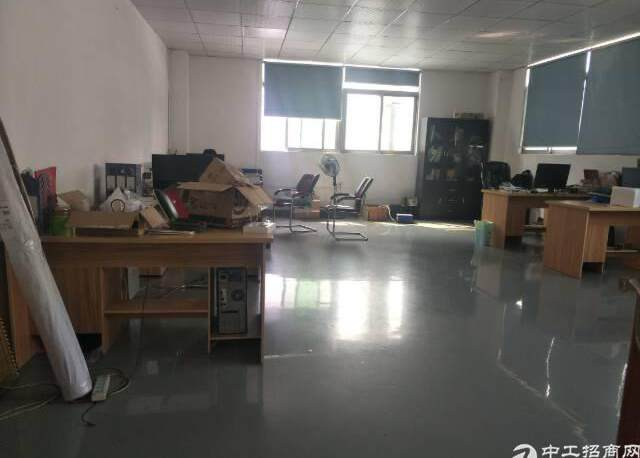沙井镇共和二楼1200平方带装修厂房出租