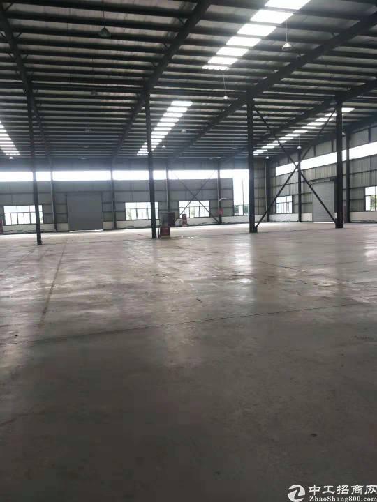 龙泉500平米钢架厂房出租-图2