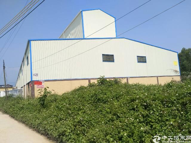 高度最低十一米石湾镇钢结构厂房-图2