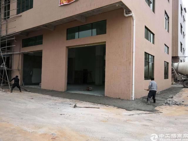 常平全新整栋单边位电楼厂房出售,占地210平方,建筑1300