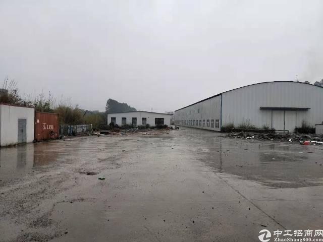 惠州市高速路口边上,新出3.5万平方空地,现有建筑1万平方。