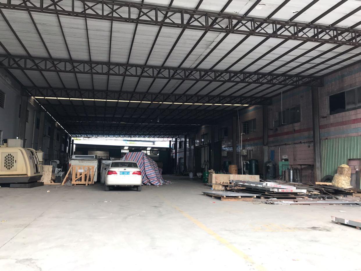 中堂单一层厂房出售占地8000平方米建筑7000平方米