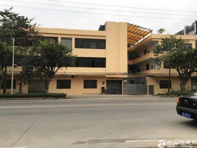 石湾原房东独门独院招租,三层3600平方,可办环评。