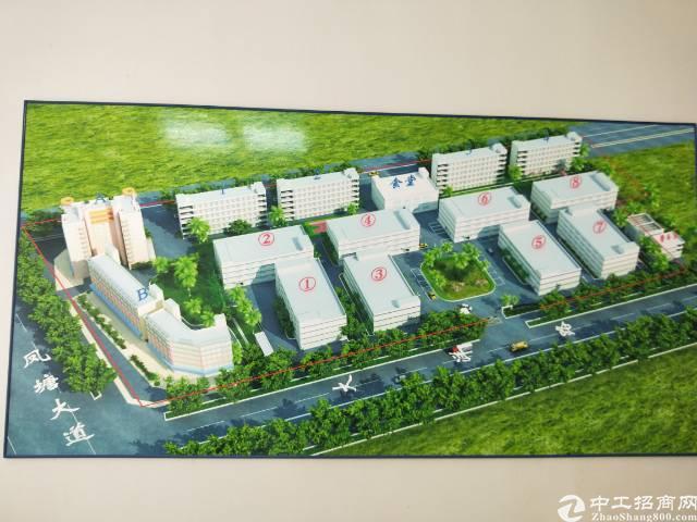 福永大型工业园多栋独栋厂房可围独永独院出租