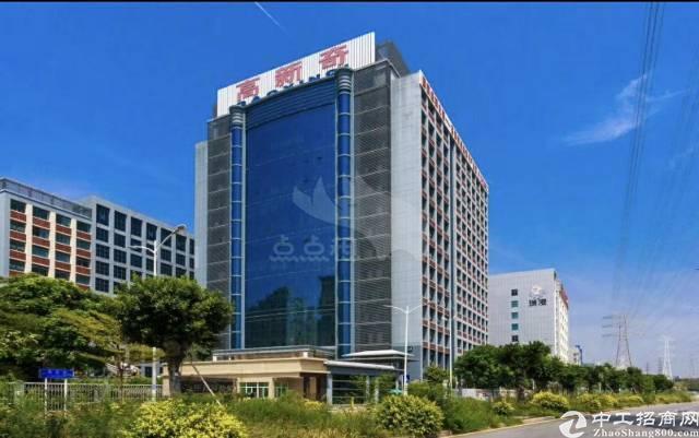 (出租)兴东地铁口高新科技园320平精装2+1出租,拎包入住