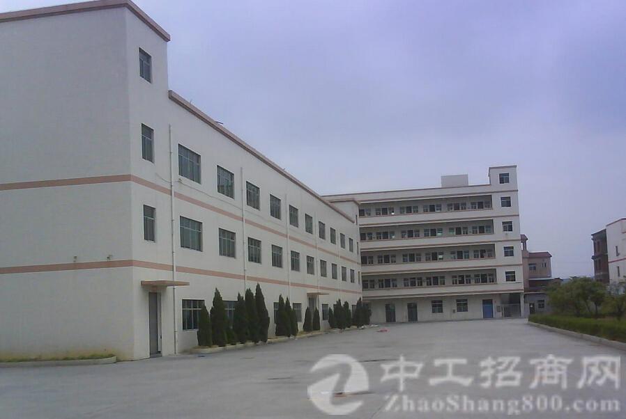 东莞虎门占地8750m²优质厂房出售
