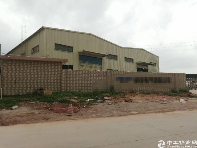 惠东县大岭工业区6300㎡独院转让