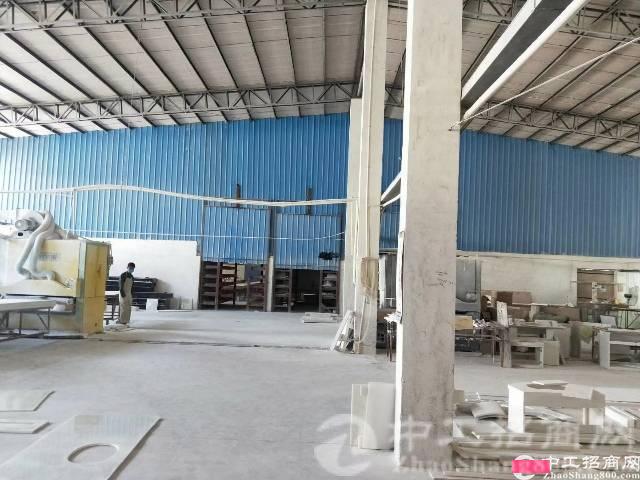 惠州惠城区水口镇…滴水7米高砖墙到顶单一层钢构