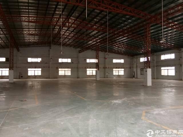 寮步独院单一层钢结构2500方-图2