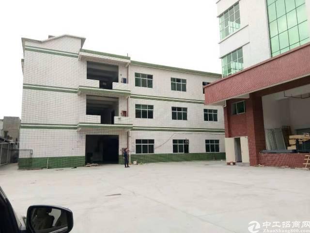 长安上沙标准厂房1-3层4200方出租